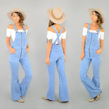 70s denim jumpsuit best 70s overalls products on wanelo