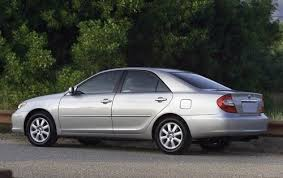tire size for 2002 toyota camry used 2002 toyota camry for sale pricing features edmunds