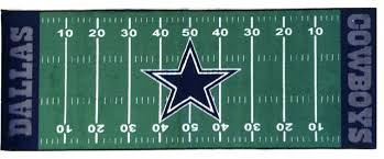 Dallas Cowboys Area Rug Football Field Area Rug S Dallas Cowboys Football Field Runner Rug