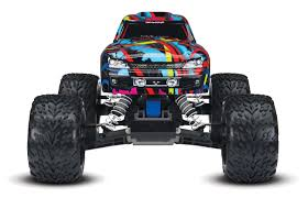 remote control bigfoot monster truck traxxas stampede vxl ripit rc rc monster trucks rc financing