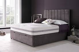 4ft Ottoman Beds Uk Cavendish Ottoman Bed With Side Lift Beds On Legs