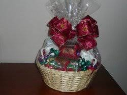 christmas gift basket ideas homemade