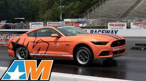 2015 mustang horsepower 2015 mustang gt goes 9 4 with 944 horsepower americanmuscle com