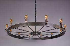 Wagon Wheel Lighting Fixtures Wagon Wheel Lighting Fixtures Techieblogie Info