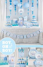 Baby Shower Centerpieces Boy by Boy Oh Boy You U0027ll Be Celebrating The Mother To Be In Style With
