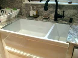 Antique Porcelain Kitchen Sink Porcelain Kitchen Sink Kohler Undermount Sinks White Farmhouse