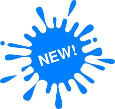 new blue splash ink clip at clker vector clip