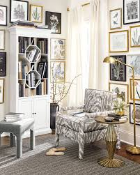10 ways to use our petite wall gallery how to decorate shop robbie upholstered chair ballard designs artemis gray fabric by the yard ballard