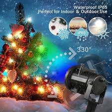 christmas projector lights camtoa 12 pattern led light projector