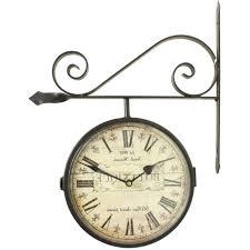 horloge de cuisine design unique decoration interieur avec pendule originale pour cuisine