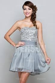 robe grise pour mariage robe pour demoiselle d honneur grise courte bustier coeur à