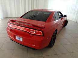 2014 used dodge charger 4dr sedan rt rwd at fairway ford serving