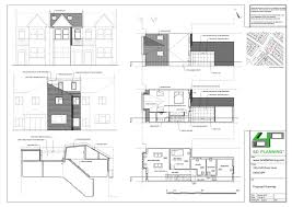 Cool Floor Plan by Architecture Bed House Floor Plan Small Cool Plans Lovable 4d