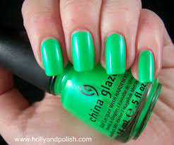 holly and polish a nail polish and beauty blog china glaze in