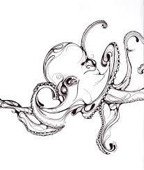 animal ink drawings on behance