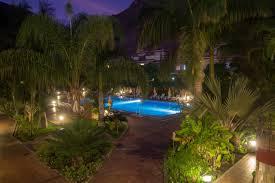 Schlafzimmerm El Top Tip Ferienwohnung Residencial El Llano Spanien Valle Gran Rey