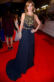 darcey bussell earrings the national television awards 2014