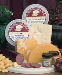 Wisconsin Gift Baskets Cheese Gift Boxes Corporate Gift Baskets Cheese And Sausage