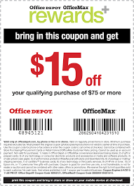 Office Depot Coupons November 2014 | pinned april 30th 15 off 75 at officemax officedepot or