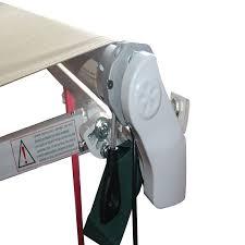 Folding Arm Awnings Ebay Outdoor Motorised Folding Arm Awning Sun Shade 3m 4m 6m X 2 5m