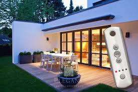Awning Remote Control Remote Control Awnings Uk With Radio Control By Elegant