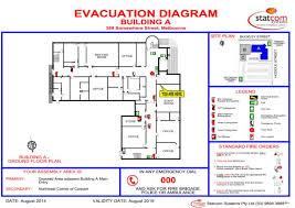 Evacuation Floor Plan Template Home Evacuation Plan Checklist Home Plan