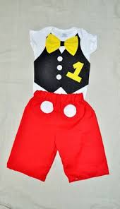Mickey Mouse Toddler Costume Homemade Mickey Mouse Costume For My Cutie Halloween Fun