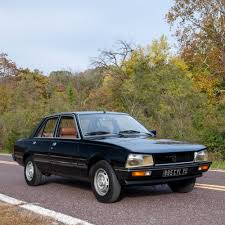 peugeot cuba 1980 peugeot 505 for sale 2028671 hemmings motor news