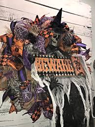 halloween decor home halloween wreath scary halloween wreath creepy skeleton