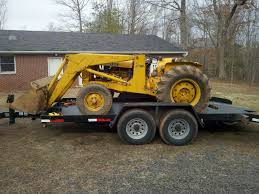 benchtest com garage repairing a deere 301 industrial tractor