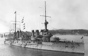 French battleship Voltaire