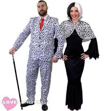 his and hers costumes dalmatian fancy dress costumes his or hers tv