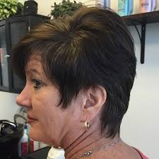 short haircuts behind the ears 50 age defying hairstyles for women over 60 hairstylec