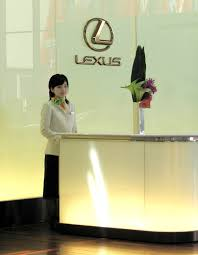 lexus birmingham meet the team lexus tokyo dealership car showroom interior design u0026 branding