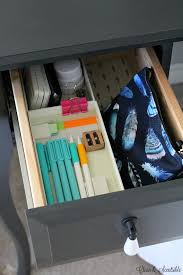 How To Keep Your Desk Organized Small Desk Organization Ideas Clean And Scentsible