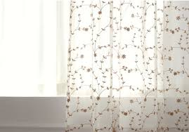 Wholesale Country Curtains Floral Country Simple Wholesale Sheer Curtains Buy White Sheer