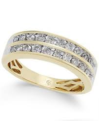 gold wedding ring yellow gold womens engagement and wedding rings macy s