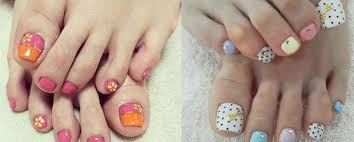 easy toe nail art ideas fabulous nail art designs