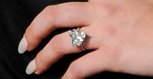 ring engaged gaga and kinney are engaged popsugar