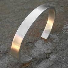 mens silver solid bracelet images Men 39 s solid silver cuff bracelet love2have in the uk jpg