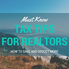 Realtor Expense Tracking Spreadsheet by Realtor Tax Deductions And Tips You Must