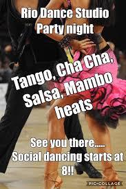 Salsa Dancing Meme - rio dance studio home facebook