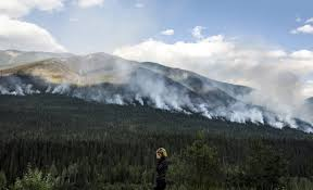 Bc Wildfire Drone by Month Long Wildfire Evacuation Order Lifted For B C Community