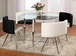 dining table sets modern kitchen wonderful glass kitchen table sets design round glass
