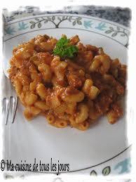 cuisine sans viande macaroni sans viande