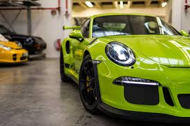 porsche exclusive does a 911 gt3 rs in retina burning lime green