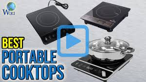 Portable Induction Cooktop Walmart Top 7 Portable Cooktops Of 2017 Review