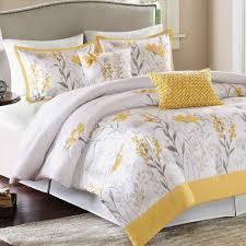 Duvet Curtain Sets White Ruffle Flower Bedding Yakunina Info