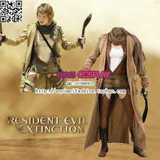 Resident Evil Halloween Costume Compare Prices Resident Evil Halloween Costumes Alice
