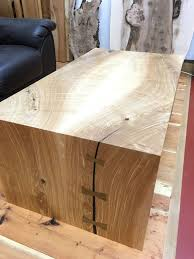 olive bookmatched waterfall coffee table place